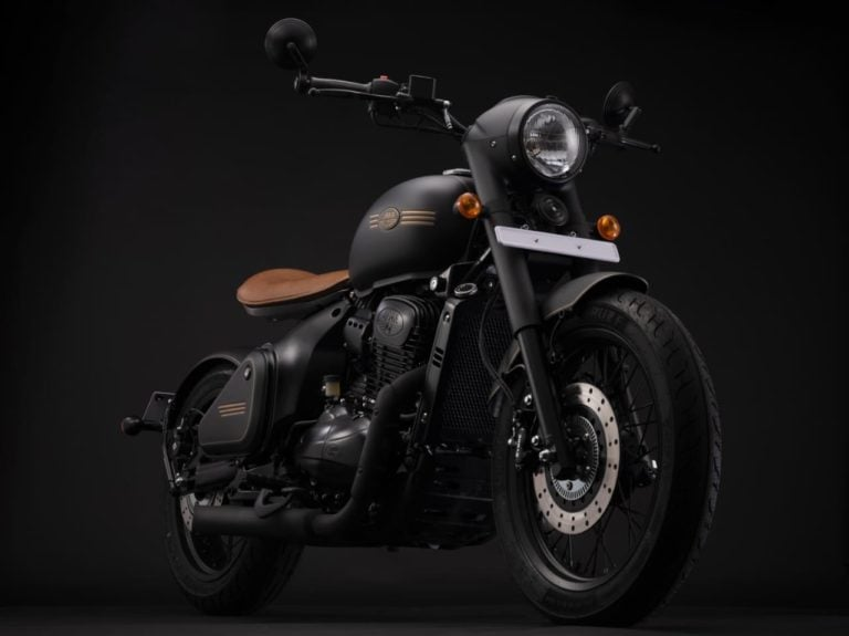 Jawa Perak Bobber Motorcycle Launched In India – Details