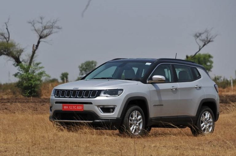 Jeep Pushes Seven-Seater Compass Launch in India to 2021!