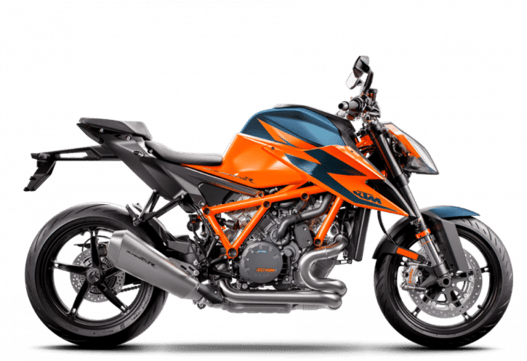 This is Craziest KTM Ever – The 1290 Super Duke R at EICMA 2019!