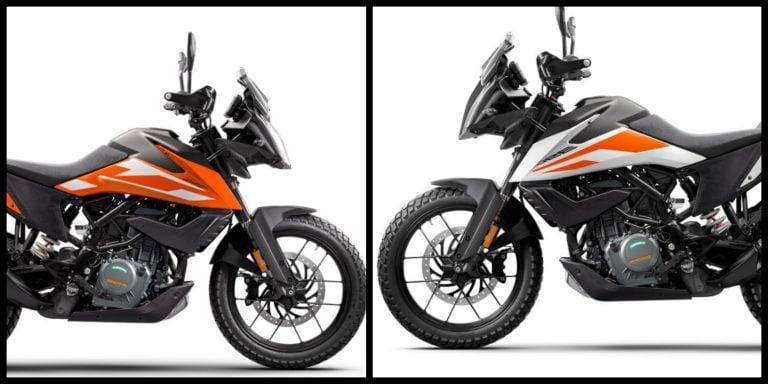 KTM 250 Adventure Vs KTM 390 Adventure – Comparison