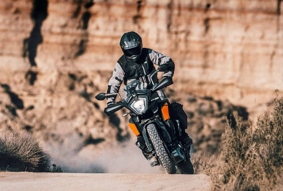 The baby KTM 250 Adventure is also on its way to India and could debut at the India Bike Week