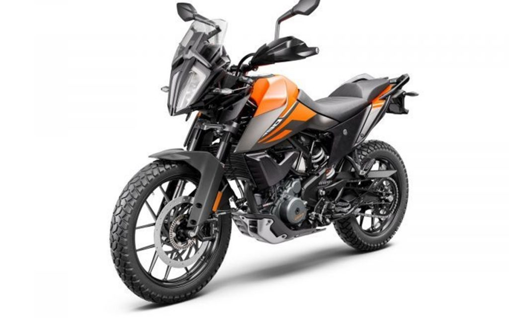 KTM 390 Adventure is one of thye most exciting adventure tourer motorcycles headed to India