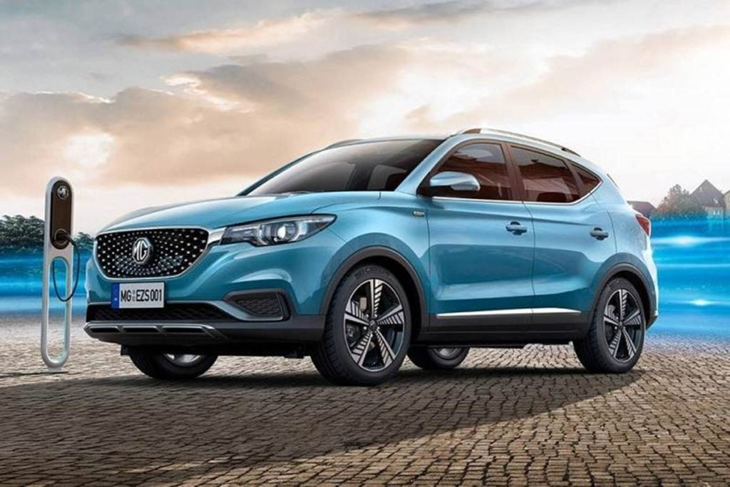 MG will offer free fast charging to ZS EV buyers for limited period.