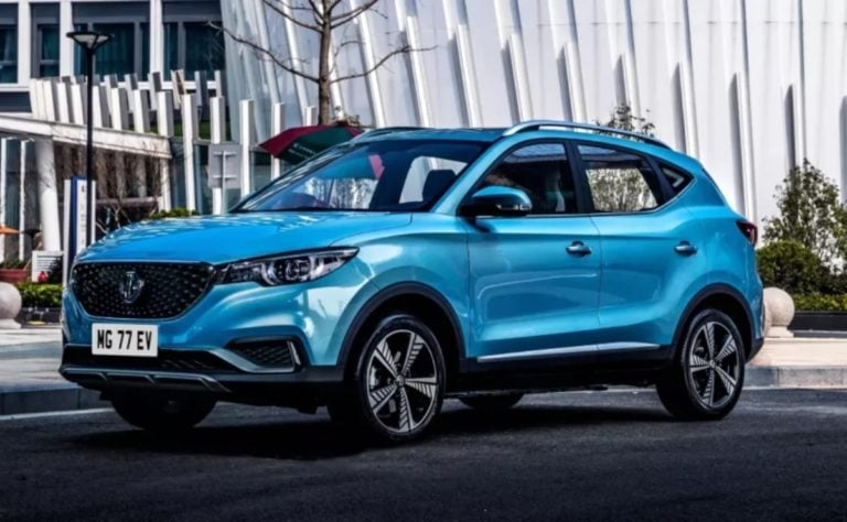 MG eZS Electric SUV Bookings Open At Some Dealerships For Rs 50,000