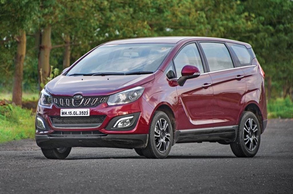 A petrol Mahindra Marazzo will have better chances against its competitors in Ertiga and XL6