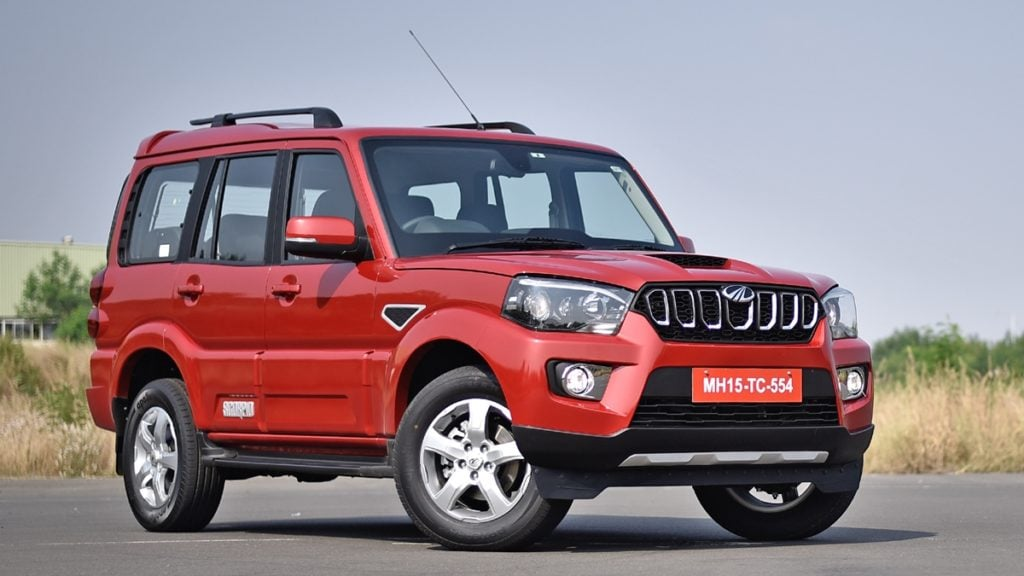 Mahindra is planning to introduce a petrol engine in the Scorpio and the XUV500 and Marazzo as well.