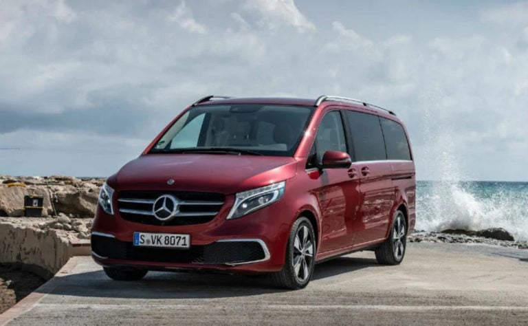 Mercedes V-Class Elite Launch Date Out; What's More In Upgraded Trim?