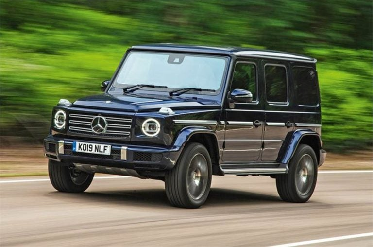 Mercedes Officially Confirms the Coming of an All Electric G-Class.