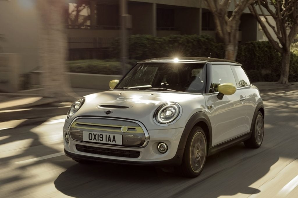 Mini will bring the all-electric Cooper SE to India in 2021