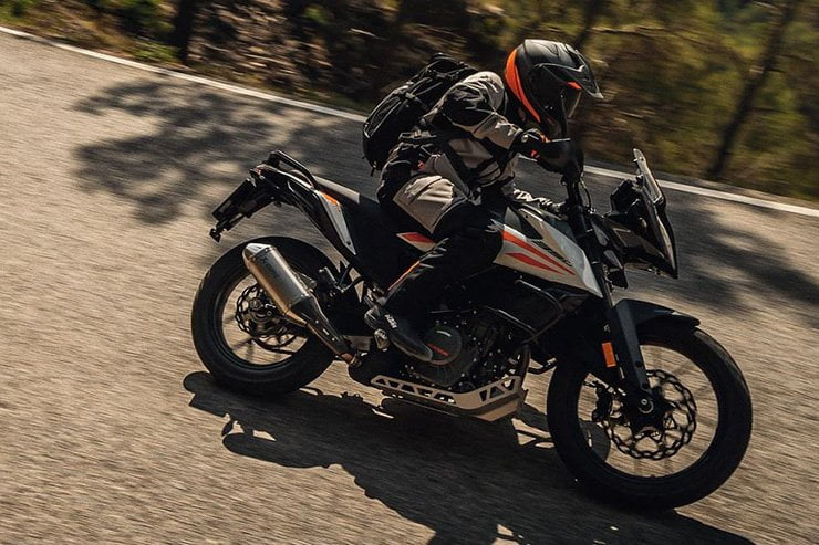 Bookings For KTM 390 Adventure Commence Unofficially – Report