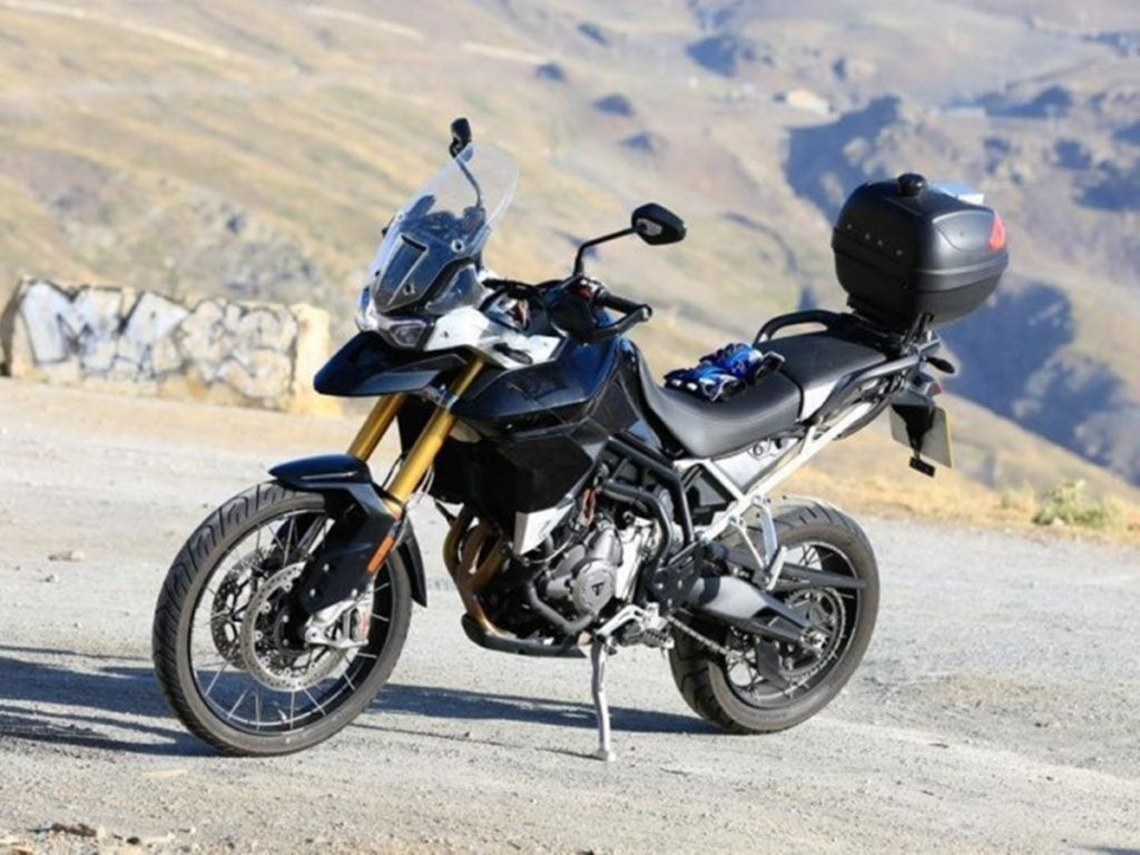 Triumph will be unveiling the all new Tiger 900 GT and Rally on December 3