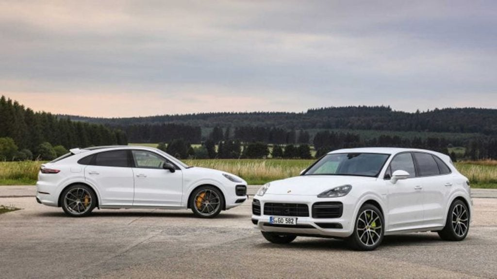 Porsche has launched the Cayenne Coupe in India for a starting price of Rs. 1.31 crores