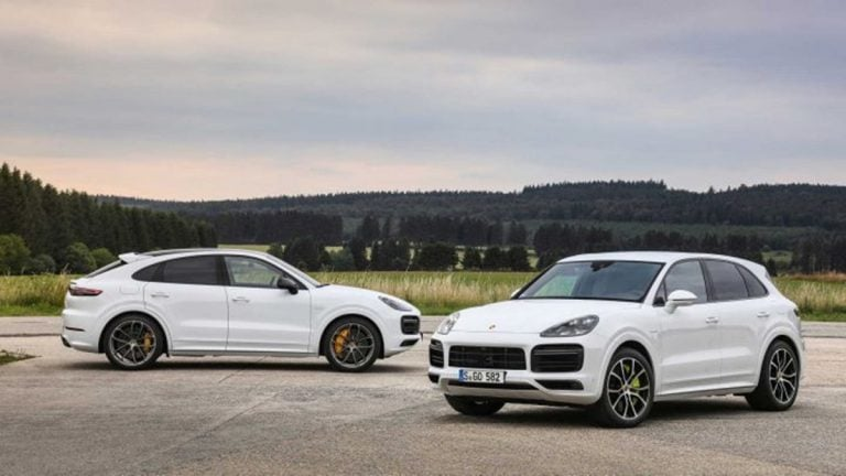 Porsche Cayenne Coupe India Launch on December 13!