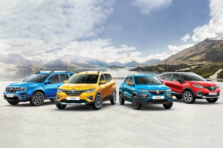 Renault is offering Extended Warranty Plan of 7 years on all its Models.