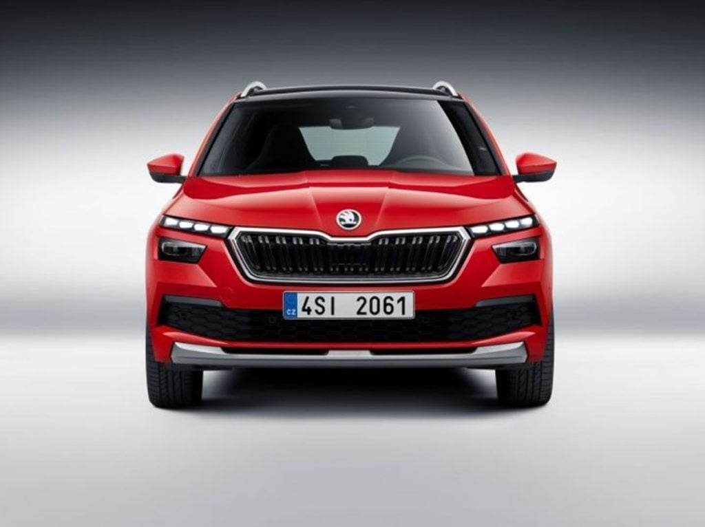 Skoda has confirmed that the Kamiq SUV is coming to India