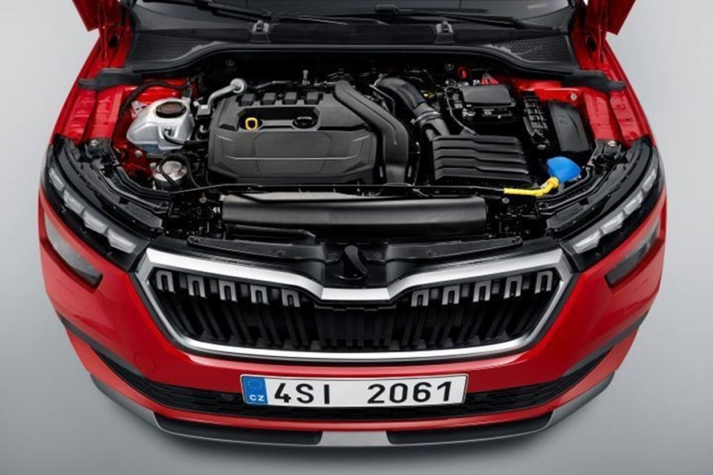 The Kamiq will be powered by BS-6 2.0L TSI and TDI engines in India