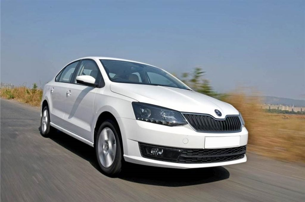 Skoda has reduced the price of all the variants of the Rapid diesel by up to Rs. 1.6 lakhs