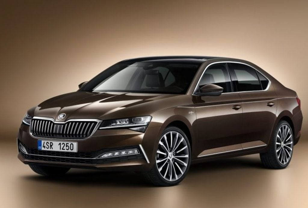Skoda will introduce the Superb facelift in India with the new petrol engine.