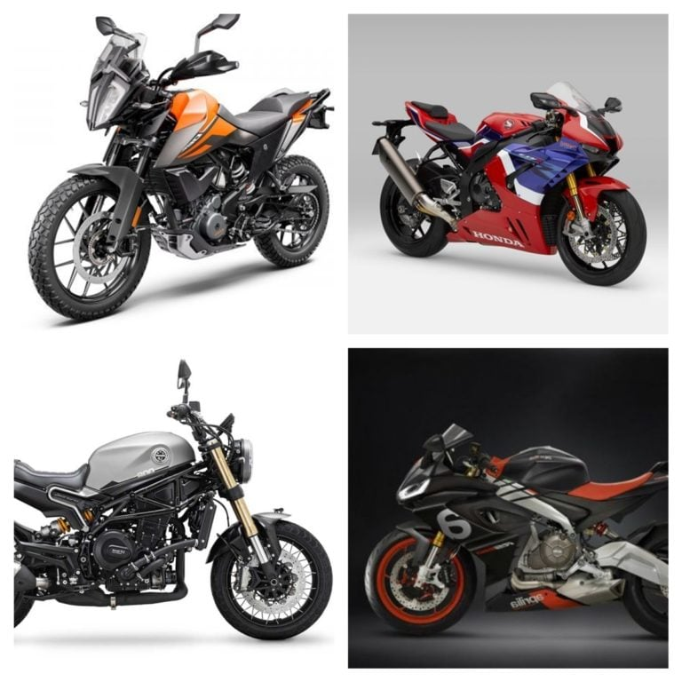 Top 10 Motorcycles from EICMA 2019 Coming to India!