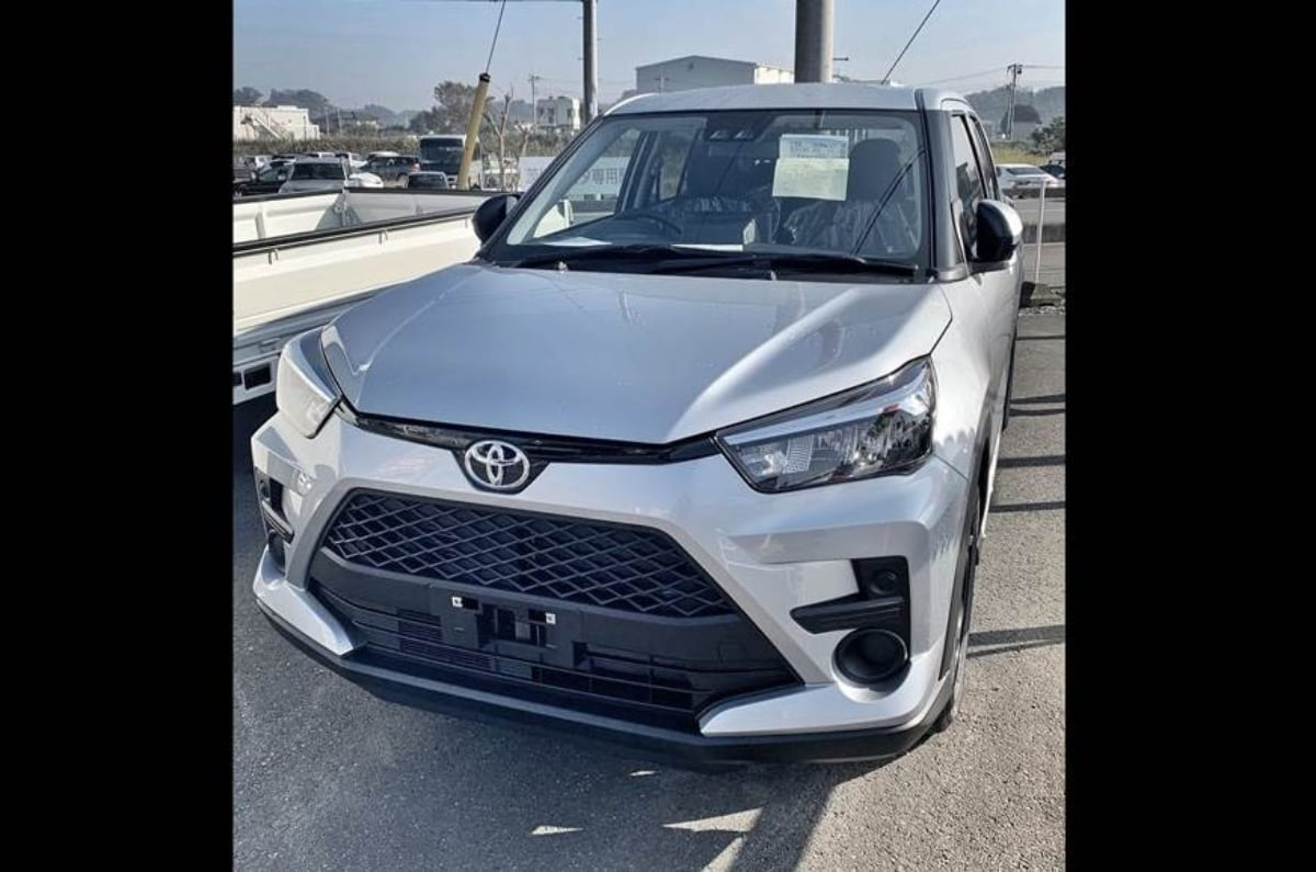 Image Result For Toyota Raize