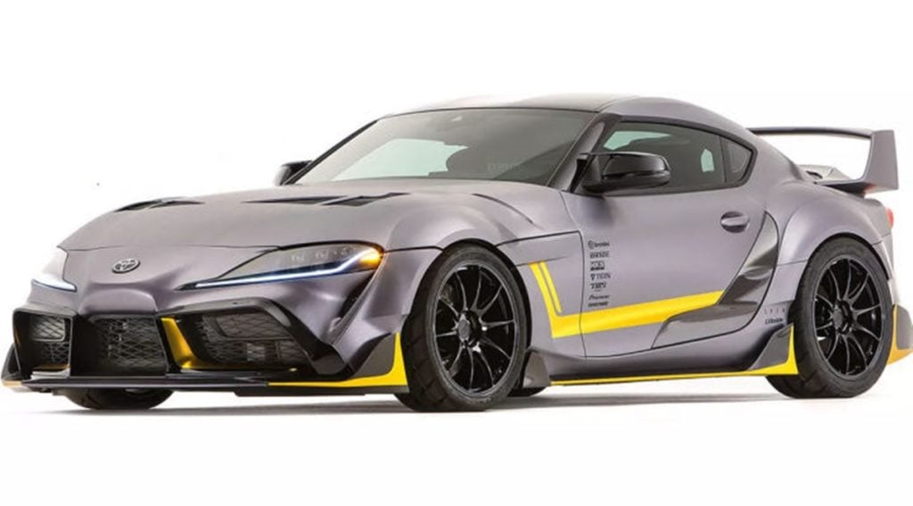 This is the Supra 3000GT