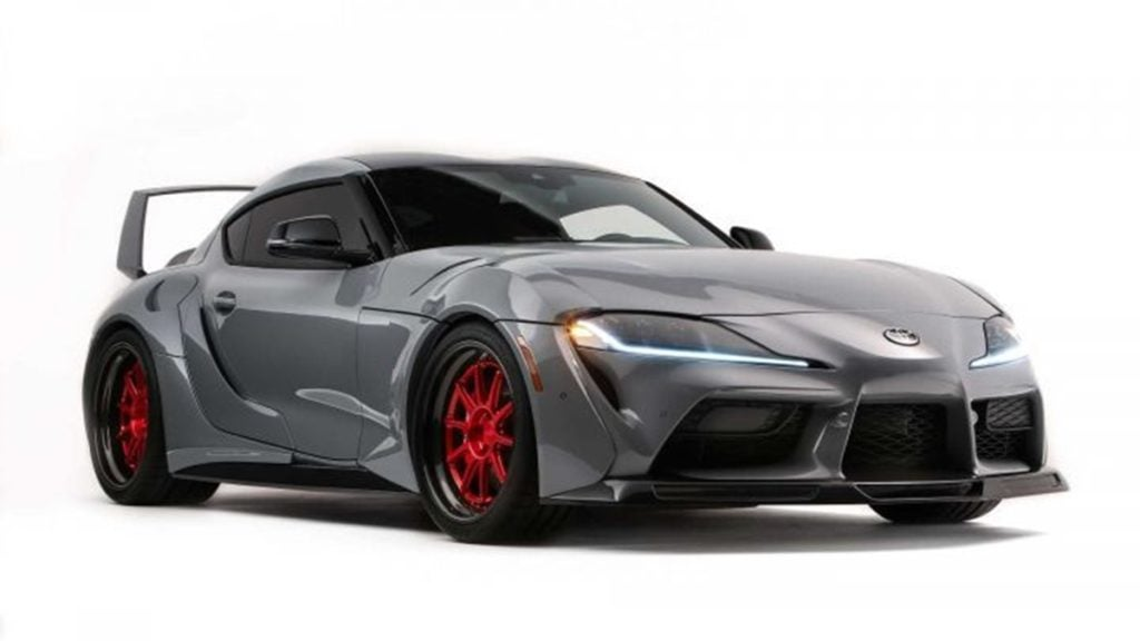 This is the manic Supra Hyperboost Edition