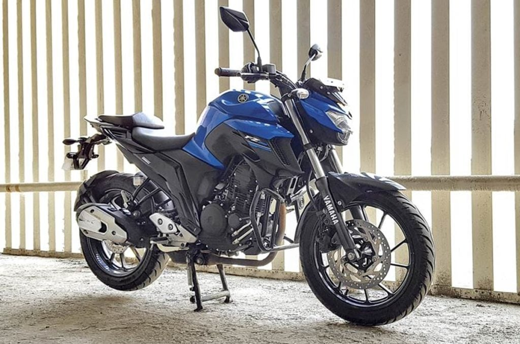 Yamaha has issued a recall of 13,348 units of the FZ 25 and the Fazer 25