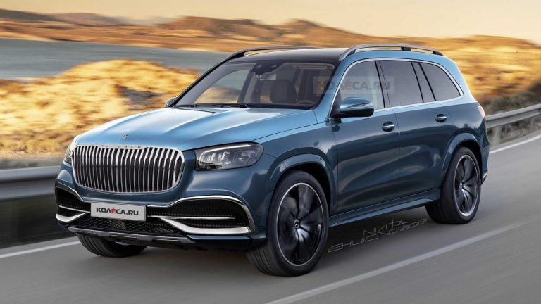 Mercedes Will Debut the Maybach GLS SUV in China this Week!