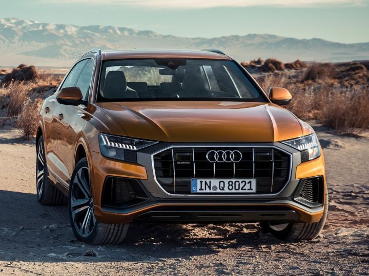 Audi Q8 To Have a Price Tag of Rs. 1.40 Crores in India! Bookings Open!
