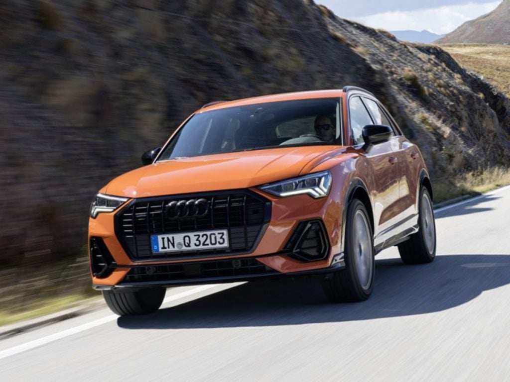 The new Audi Q3 is coming to India in March 2020
