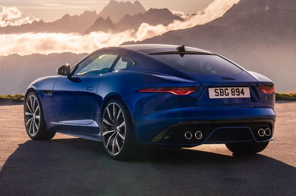 The new F-Type comes with significant design changes to give it a fresh new character.