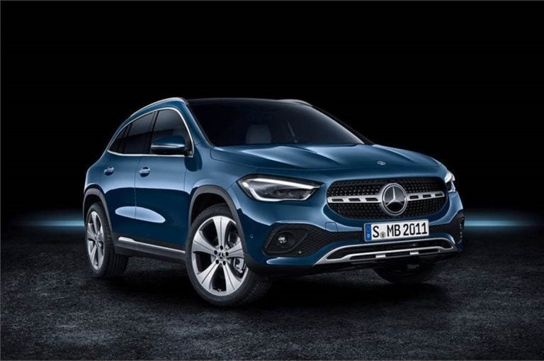 Mercedes-Benz Debuts the all-new 2020 GLA SUV!