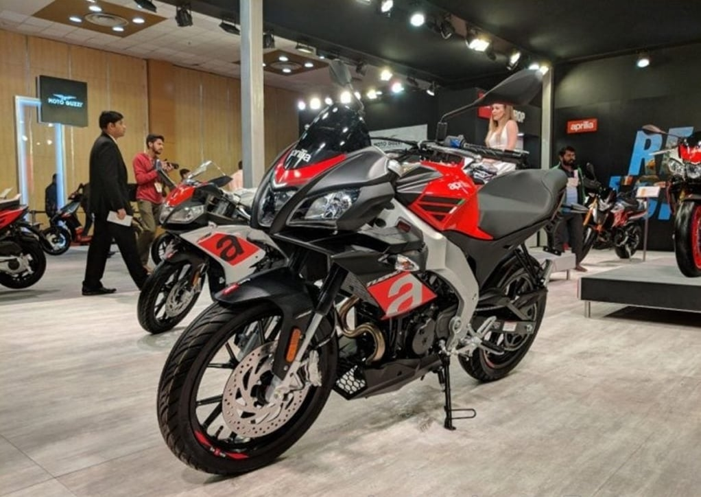 Aprilia dropped their plans of a 150cc motorcycle and are now looking at the 250-300cc segment.