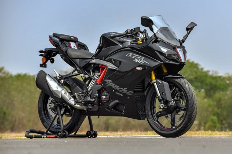 Here's All The Updates That's Coming With The BS-6 TVS Apache RR 310