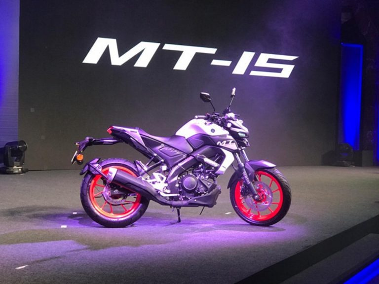 2020 BS-6 Yamaha MT-15 Unveiled; Gets Seveal Other Upgrades!