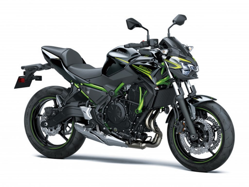 BS-6 2020 Kawasaki Z650 to launch in India by February