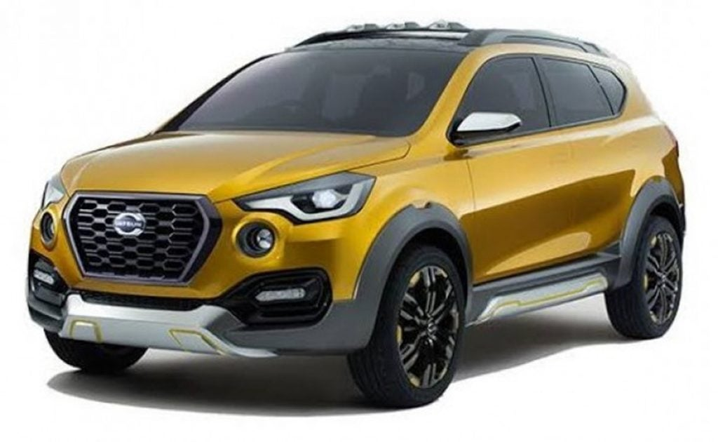 Datsun has filed a trademark application for a new sub-4m SUV called the Magnite.