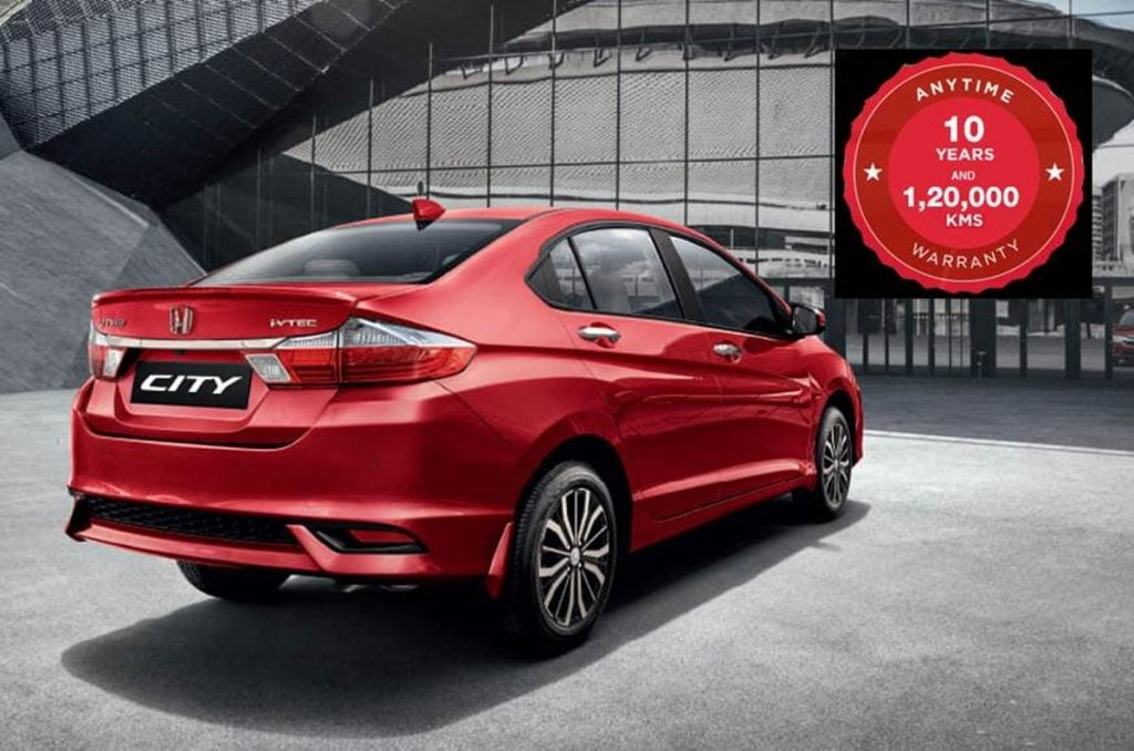 Honda Introduced Anytime Warranty Plan for all its cars