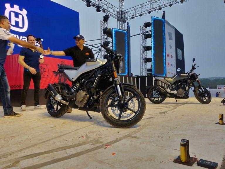 Husqvarna Svartpilen 250 And Vitpilen 250 Unveiled In India – Details