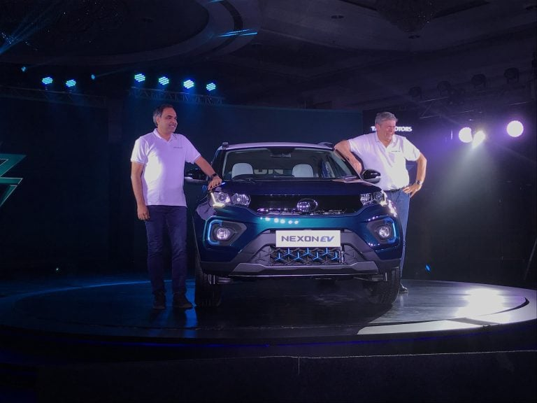 Tata Nexon EV Bookings Now Open For Rs 21,000