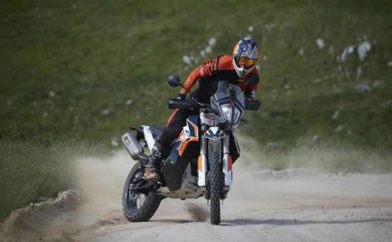 Leaked Document Reveals KTM is Working on a new 490 Adventure!