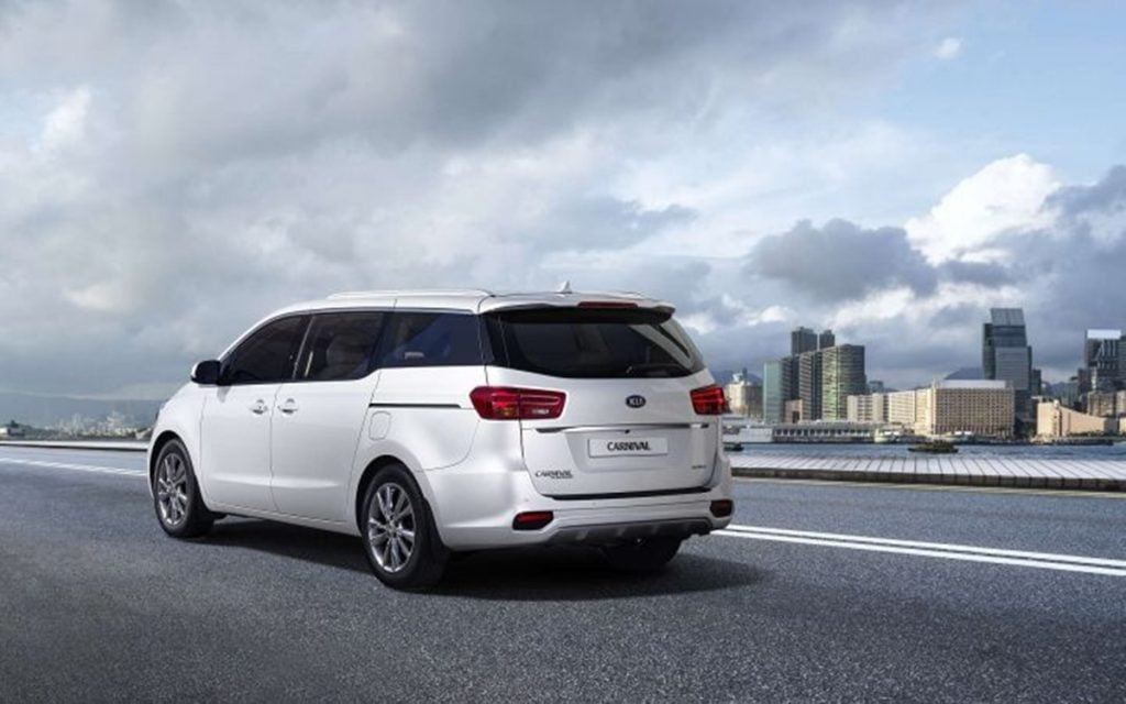 The Kia Carnival will be powered by a BS-6 complaint 2.2-litre CRDi diesel engine