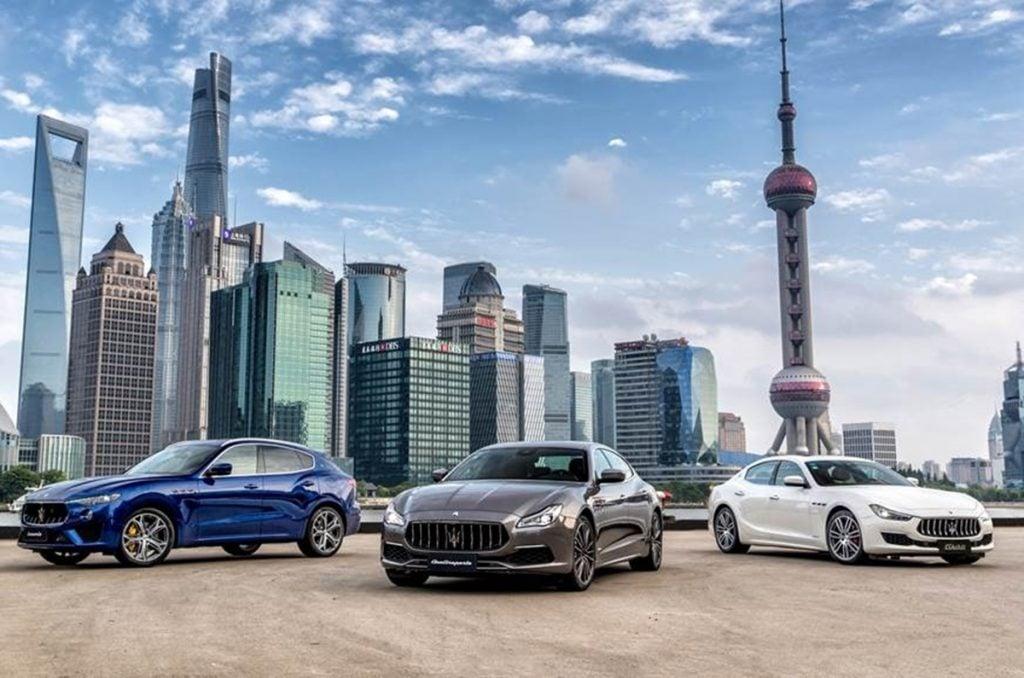 Maserati launches a new 3.0L, V6 engine in the Levante, Quattroporte and Ghibli