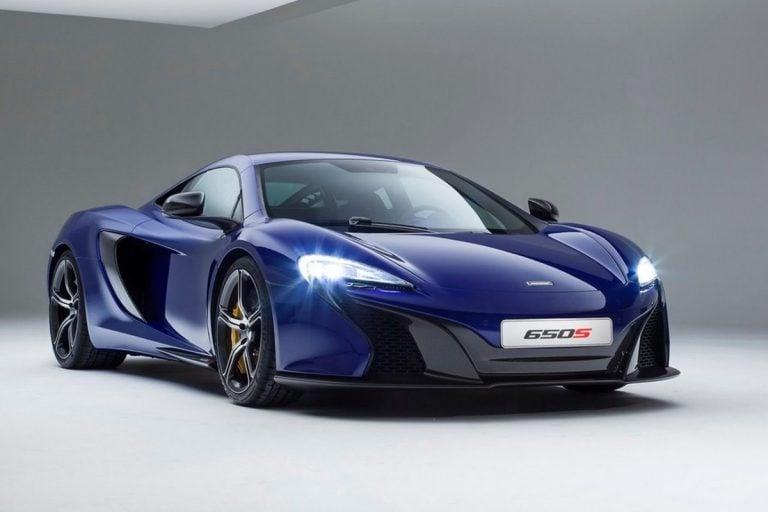 British Sportscar Maker McLaren is Planning to Enter India!