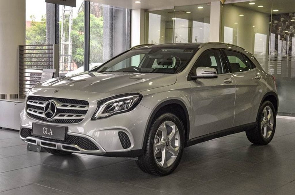 Mercedes-Benz India has announced a price hike of 3% for its vehicles effective from January 2020.