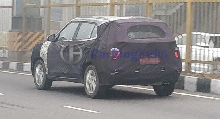 New 2020 Hyundai Creta Spied With New Alloy Wheels – Spy Shots