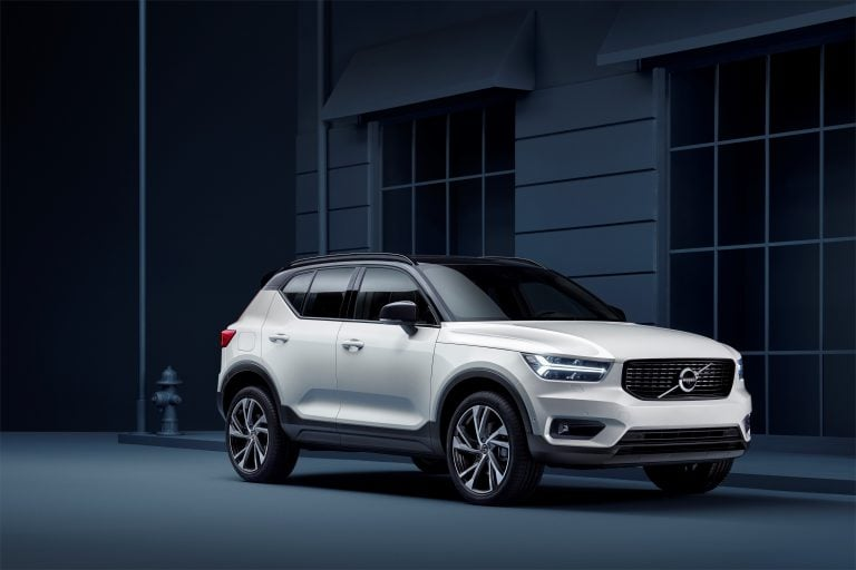 BS-6 Volvo XC40 Petrol Launched In India – Price And Details