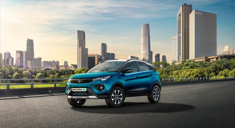 New 2020 Tata Nexon To Be Based On The Nexon EV