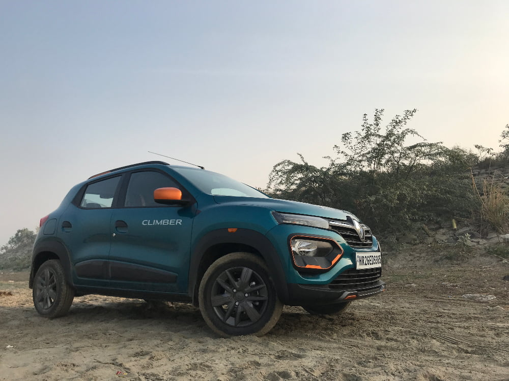 Renault Kwid Climber AMT Facelift Review