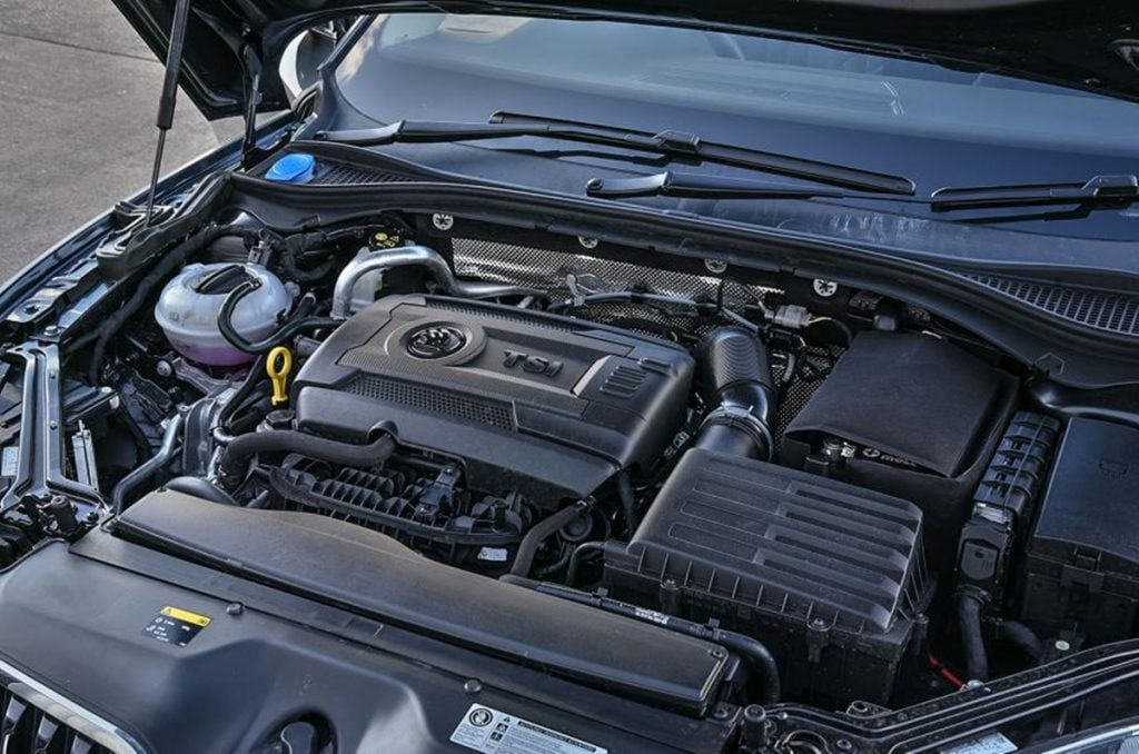 Skoda will bring the 2.0L TSI petrol engine in the Kodiaq and Superb from next year.
